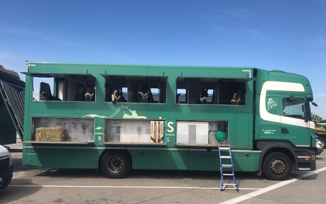 Onderhoud en gebruiksgemak vrachtwagens